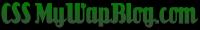 CSS MyWapBlog.com 